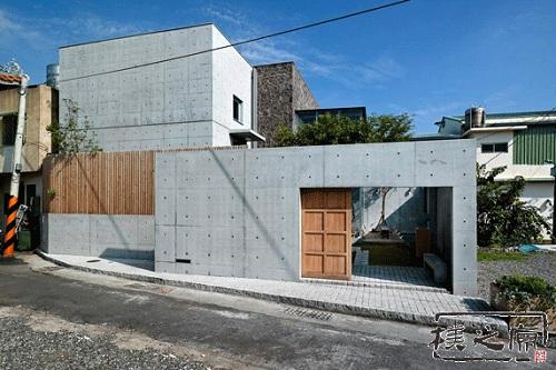清水混凝土建筑